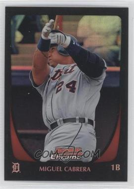 2011 Bowman Chrome - [Base] - Refractor #36 - Miguel Cabrera