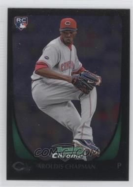 2011 Bowman Chrome - [Base] #177 - Aroldis Chapman