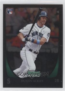 2011 Bowman Chrome - [Base] #212 - Dustin Ackley