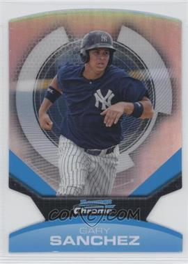 2011 Bowman Chrome - Futures - Refractor #14 - Gary Sanchez