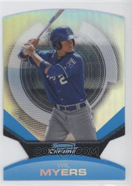 2011 Bowman Chrome - Futures - Refractor #25 - Wil Myers