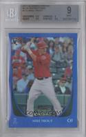 Mike Trout /150 [BGS 9]