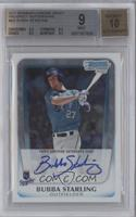 Bubba Starling [BGS 9]