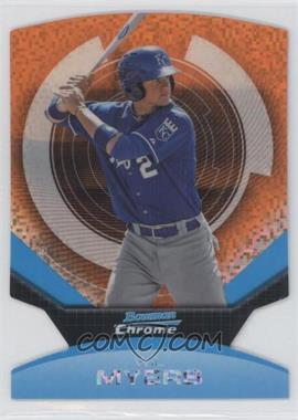 2011 Bowman Chrome Futures Fusion-Fractor #25 - Wil Myers /99