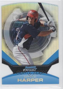 2011 Bowman Chrome Futures Refractor #1 - Bryce Harper