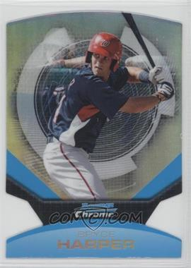 2011 Bowman Chrome Futures Refractor #1 - Bryce Harper