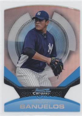 2011 Bowman Chrome Futures Refractor #11 - Manny Banuelos