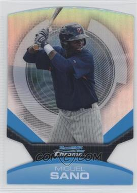 2011 Bowman Chrome Futures Refractor #18 - Miguel Sano