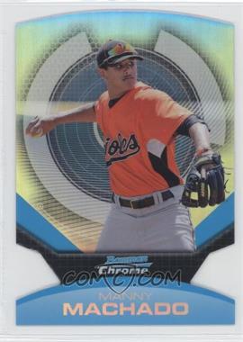2011 Bowman Chrome Futures Refractor #2 - Manny Machado