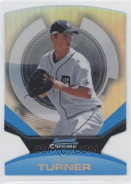 2011 Bowman Chrome Futures Refractor #24 - Jacob Turner