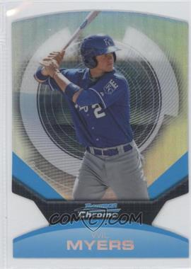 2011 Bowman Chrome Futures Refractor #25 - Wil Myers
