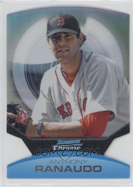 2011 Bowman Chrome Futures Refractor #7 - Anthony Ranaudo