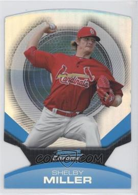 2011 Bowman Chrome Futures Refractor #9 - Shelby Miller