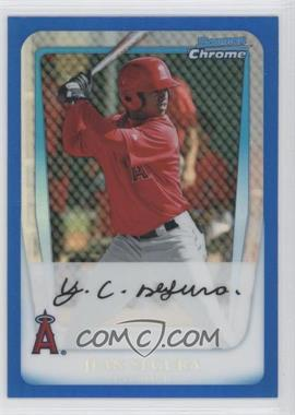 2011 Bowman Chrome Prospects Blue Refractor #BCP131 - Jean Segura /150