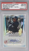 Mason Williams /500 [PSA 10]