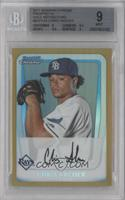 Chris Archer /50 [BGS 9]