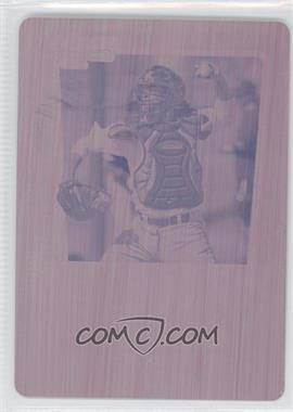 2011 Bowman Chrome Prospects Printing Plate Magenta #BCP195 - Michael Blanke /1