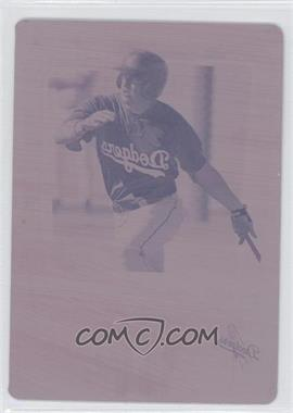 2011 Bowman Chrome Prospects Printing Plate Magenta #BCP91 - Blake Smith /1