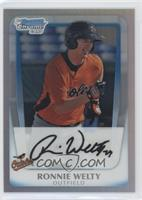Ronnie Welty /799