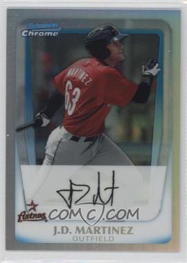 2011 Bowman Chrome Prospects Refractor #BCP92 - J.D. Martinez /799