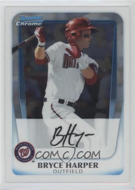 2011 Bowman Chrome Prospects #BCP1 - Bryce Harper