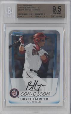 2011 Bowman Chrome Prospects #BCP1 - Bryce Harper [BGS9.5]