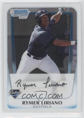 2011 Bowman Chrome Prospects #BCP101 - Rymer Liriano