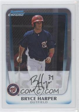 2011 Bowman Chrome Prospects #BCP111 - Bryce Harper