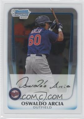 2011 Bowman Chrome Prospects #BCP113 - Oswaldo Arcia