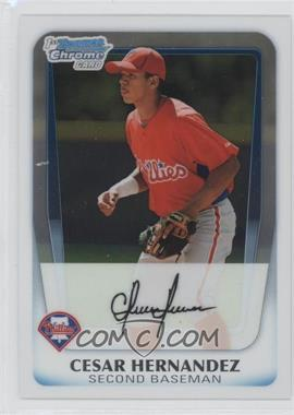 2011 Bowman Chrome Prospects #BCP122 - Cesar Hernandez