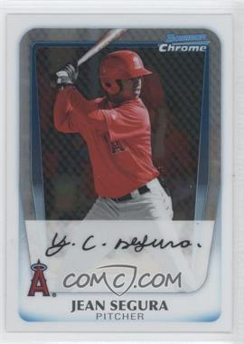 2011 Bowman Chrome Prospects #BCP131 - Jean Segura