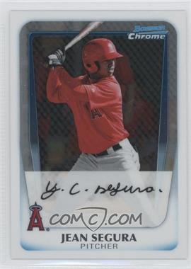 2011 Bowman Chrome Prospects #BCP131 - Jean Segura