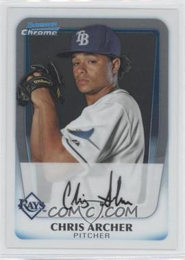 2011 Bowman Chrome Prospects #BCP134 - Chris Archer