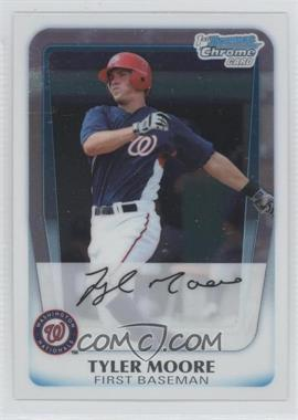 2011 Bowman Chrome Prospects #BCP138 - Tyler Moore