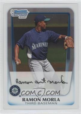 2011 Bowman Chrome Prospects #BCP139 - Ramon Morla