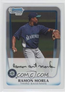 2011 Bowman Chrome Prospects #BCP139 - Ramon Morla