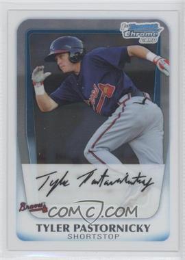 2011 Bowman Chrome Prospects #BCP141 - Tyler Pastornicky