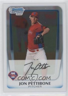 2011 Bowman Chrome Prospects #BCP142 - Jonathan Pettibone