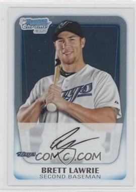 2011 Bowman Chrome Prospects #BCP175 - Brett Lawrie