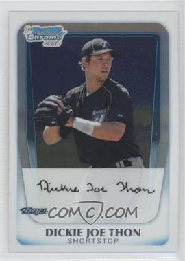 2011 Bowman Chrome Prospects #BCP184 - Dickie Thon
