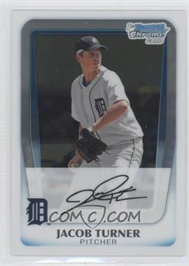 2011 Bowman Chrome Prospects #BCP185 - Jacob Turner