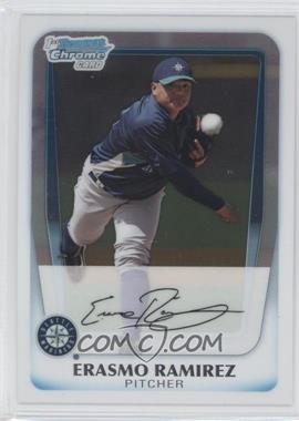2011 Bowman Chrome Prospects #BCP189 - Erasmo Ramirez