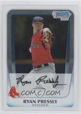 2011 Bowman Chrome Prospects #BCP190 - Ryan Pressly