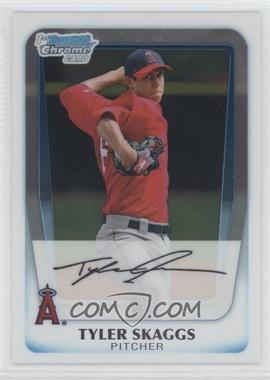 2011 Bowman Chrome Prospects #BCP194 - Tyler Skaggs