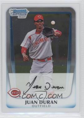 2011 Bowman Chrome Prospects #BCP196 - Juan Duran