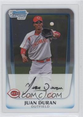 2011 Bowman Chrome Prospects #BCP196 - Justin Duchscherer