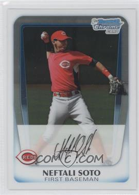 2011 Bowman Chrome Prospects #BCP210 - Neftali Soto