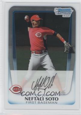 2011 Bowman Chrome Prospects #BCP210 - Neftali Soto