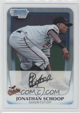 2011 Bowman Chrome Prospects #BCP25 - Jonathan Schoop