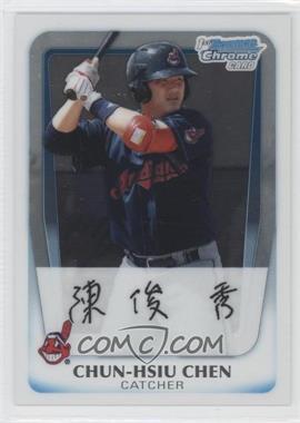 2011 Bowman Chrome Prospects #BCP26 - Chun-Hsiu Chen